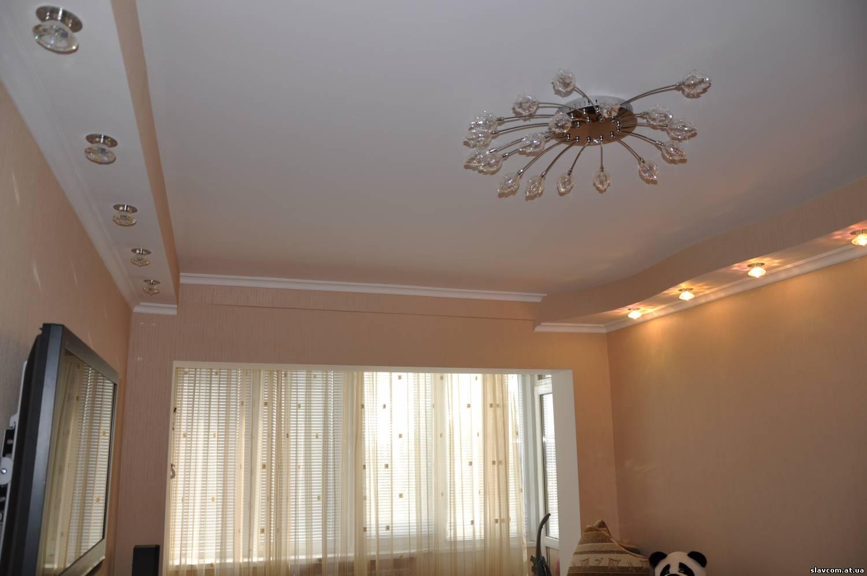 Арки на балкон в спальне..